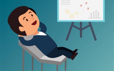 Je project managen vanuit ontspanning, zelfs wanneer je nu vaak onrust ervaart